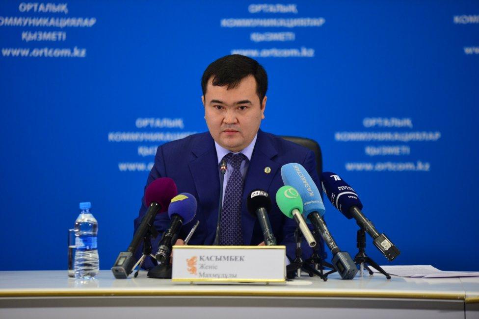 Министр Касымбек: К 2022г. казахстанские дороги станут лучше
