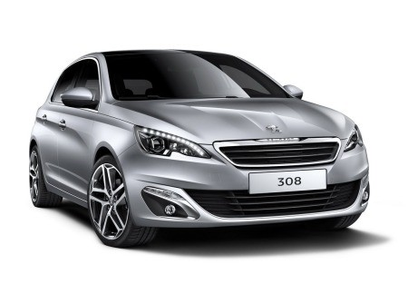 Peugeot 308 рассекретили раньше срока