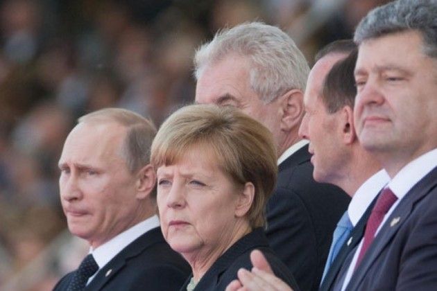 Лидеры «нормандской четверки» могут встретиться в Астане