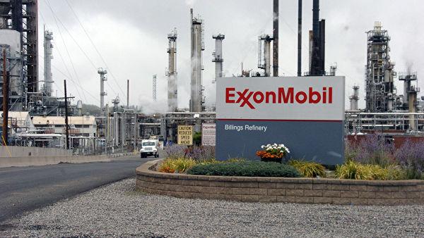 Чистая прибыль ExxonMobil увеличилась на 5,7%