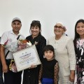 Три многодетные семьи в Актобе получили квартиры