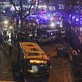 Взрыв в центре Анкары