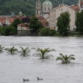 3 погибших, 8 пропавших без вести от наводнения в Европе