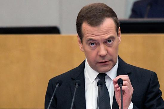 Дмитрий Медведев сравнил новые санкции собъявлением экономической войны