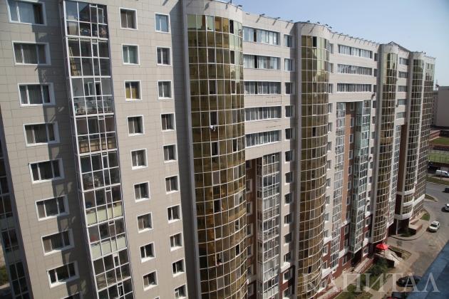 Стоимость нового жилья вРК вмае выросла
