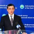Аким Курчумского района ВКО найден мертвым