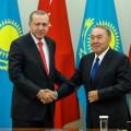Нурсултан Назарбаев поздравил Реджепа Эрдогана спобедой навыборах
