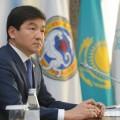 Брифинг с участием акима города Алматы Бауыржана Байбека