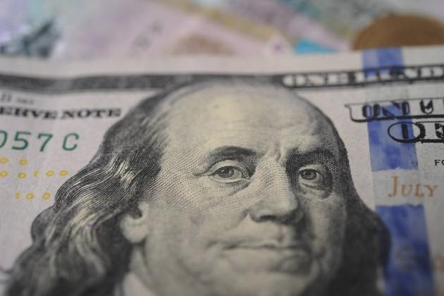 Дневные торги: 377,96 тенге за доллар