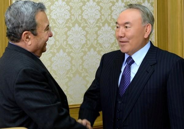 Казахстан заинтересован в сотрудничестве с Израилем