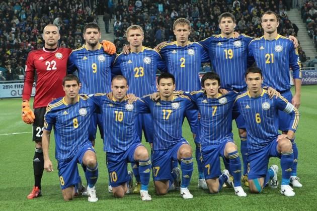 Беранек озвучил состав сборной Казахстана на матч с Болгарией