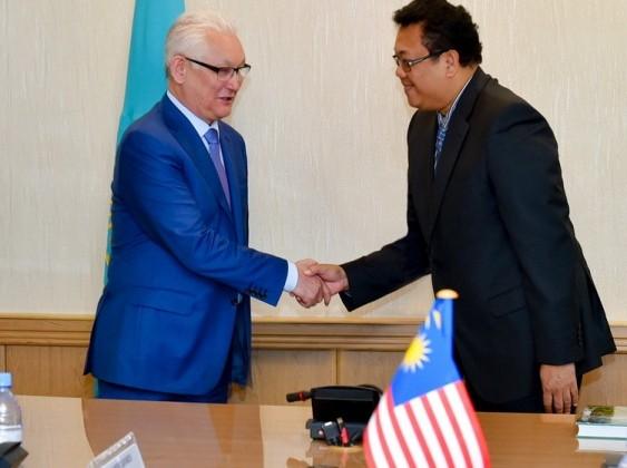 Что заинтересовало Малайзию в Северном Казахстане?