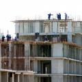 На строительство жилья направлено почти 243 млрд. тенге