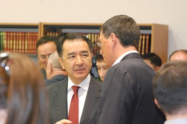 В Астане обсудили земельную реформу