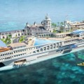 Плавучий город построят за $1 млрд.