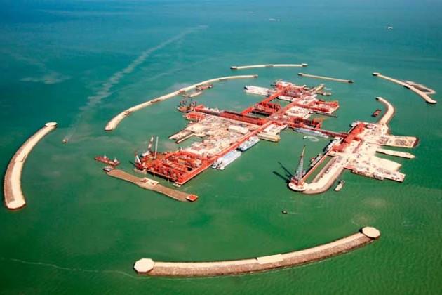 Добыча нефти на Кашагане снова остановлена
