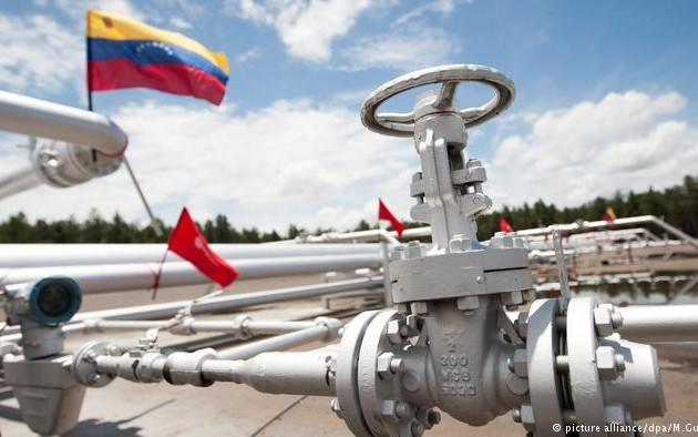 Венесуэла всентябре увеличила экспорт нефти вСША домаксимума загод