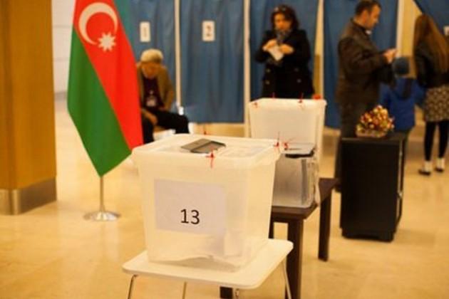 В Азербайджане прошли парламентские выборы