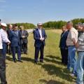 На севере Казахстана засеяли 31% площадей