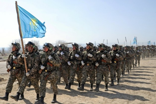 В Боевом параде примут участие 7 тыс. военных