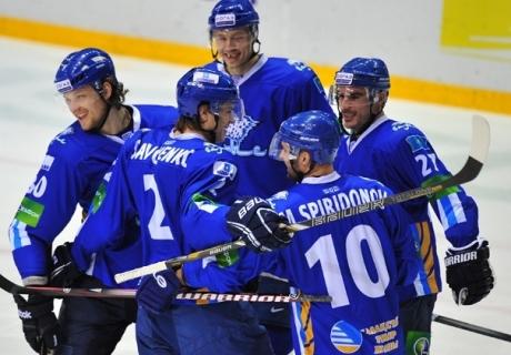 ХК «Барыс» примет участие в Кубке Шпенглера