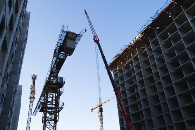 В Казахстане построили почти 5 млн кв. метров жилья