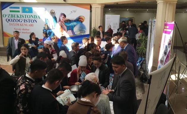 ВКазахстане учатся 14тысяч студентов-иностранцев