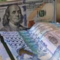 Доллар вновь подешевел почти на2тенге