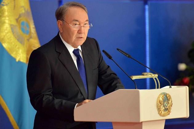 Нурсултан Назарбаев: День независимости— это эпохальное событие
