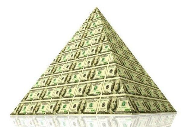 В РК определены признаки финансовой пирамиды