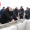 В Кызылорде при поддержке холдинга Байтерек построят 12 арендных домов