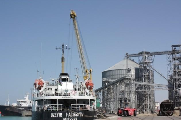 Таможня порта Актау причастна к лжетранзиту