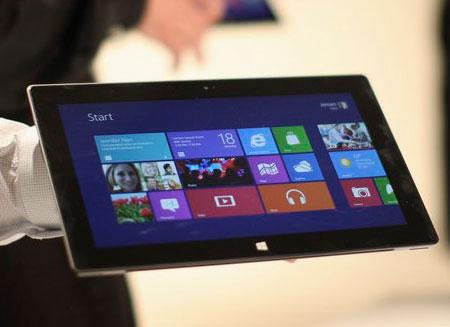 Microsoft потеряла $0,9 млрд. на планшетах Surface