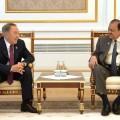 Президент Казахстана встретился со своим пакистанским коллегой
