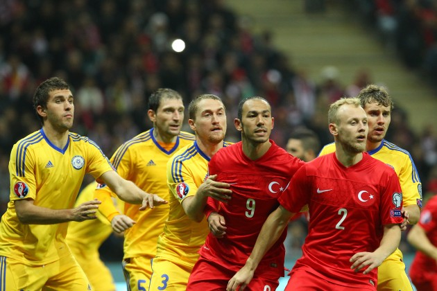 Сборная Казахстана осталась на 139-м месте в рейтинге ФИФА