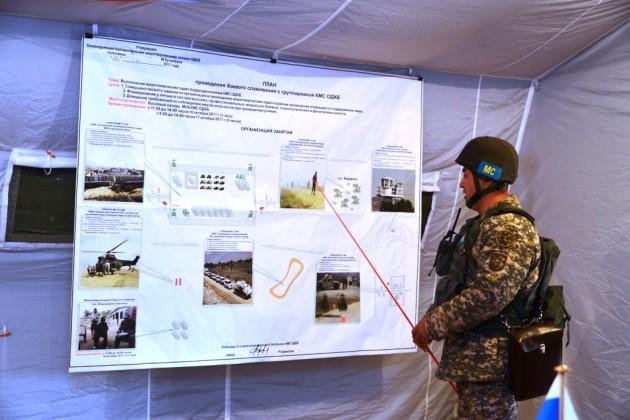 Силы ОДКБ завершили учения «Нерушимое братство»