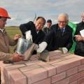 На севере РК началось строительство маслозавода