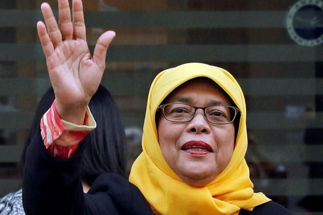 Президентом Сингапура впервые стала женщина