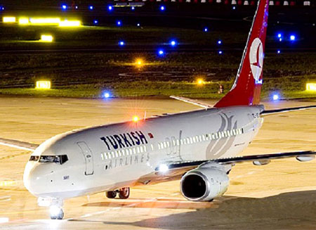 В Стамбуле на пяти рейсах ищут бомбу