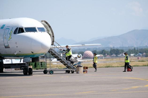 Аэропорт Алматы планируется расширить