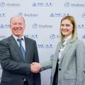 Авиакомпания SCAT— первый казахстанский перевозчик воВнуково!