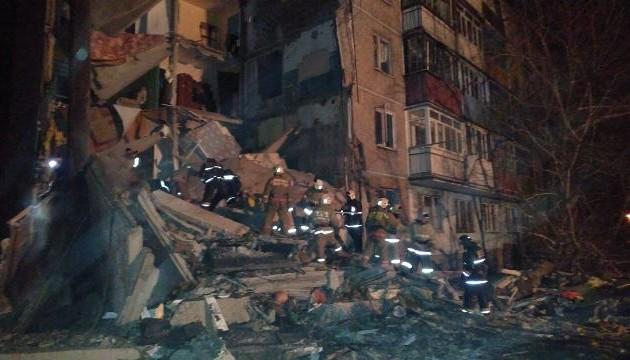 Названа причина обрушения части дома вШахтинске
