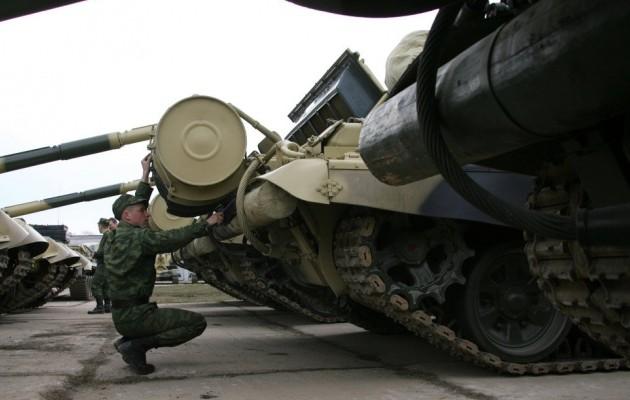 На вооружение в мире потратили $1,75 трлн. долларов