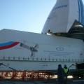 На Байконур доставлен спутник КазСат-3