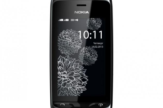 Nokia Asha Charme будут продавать в РК с конца января