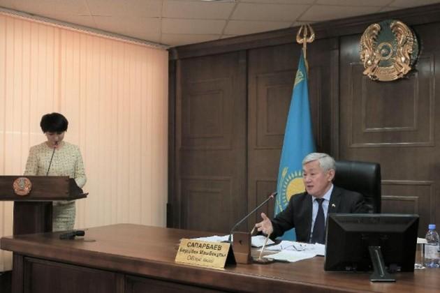 Бердыбек Сапарбаев призвал развивать ГЧП вселах