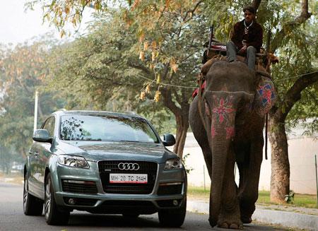 На 9% упали продажи авто в Индии