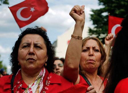 Забастовку профсоюзов в Турции назвали незаконной