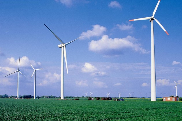 РК будет выпускать ветровые электростанции
