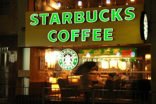 Starbucks откроет первое кафе во Вьетнаме